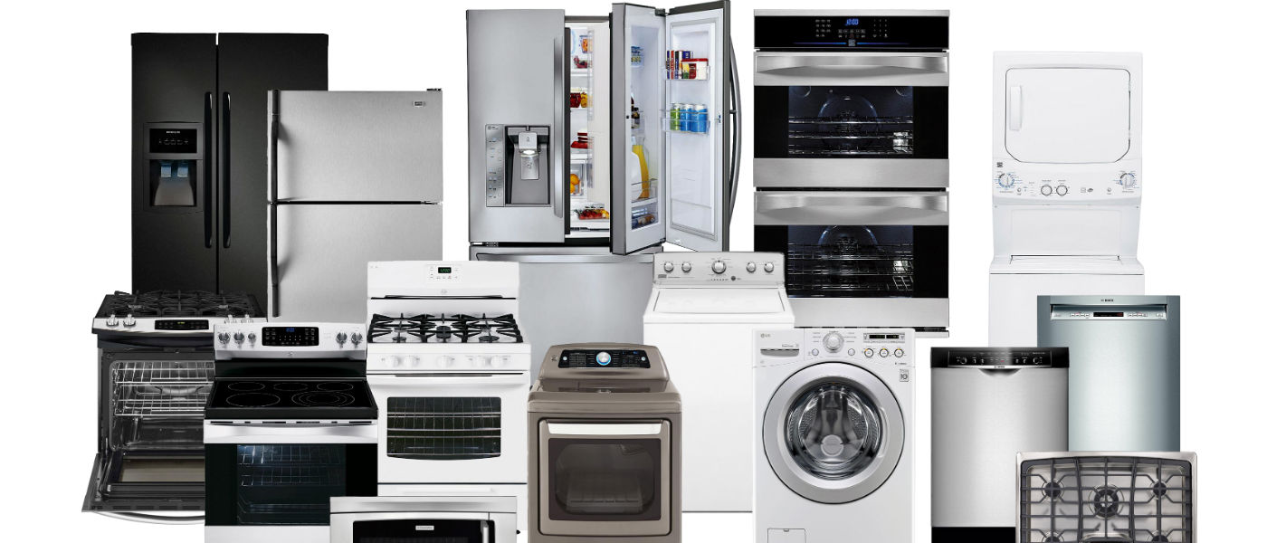 We Sell And Repair Your Appliances The Same Day