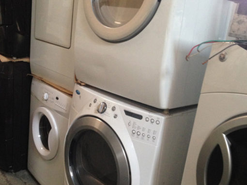 Modern Washer and Dryer Combo